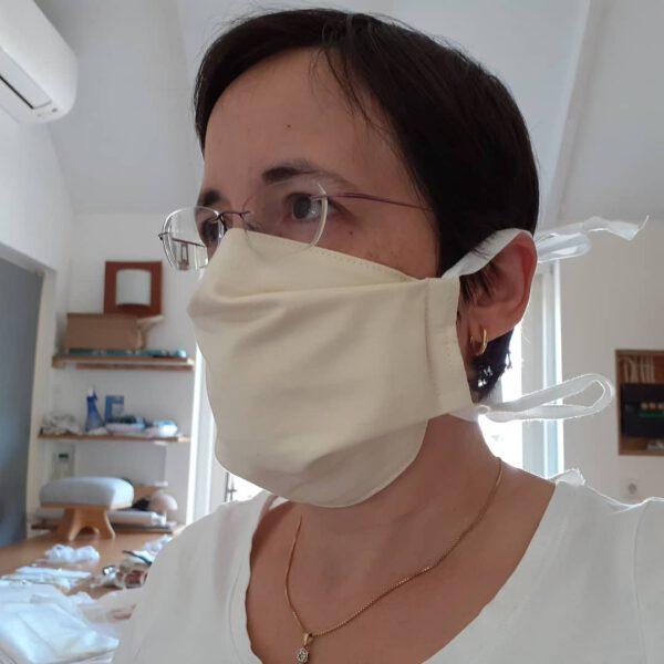 Sonia Angulo couture - mondmasker tutorial